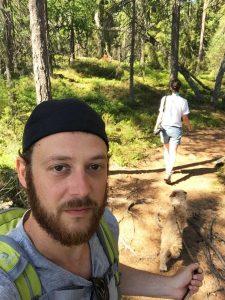 Wandern im Tyresta Nationalpark