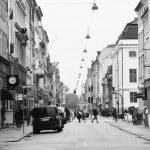 Straße in Nyhavn.