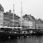 Der Hafenarm Nyhavn