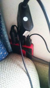 Adapter für Wohnmobil