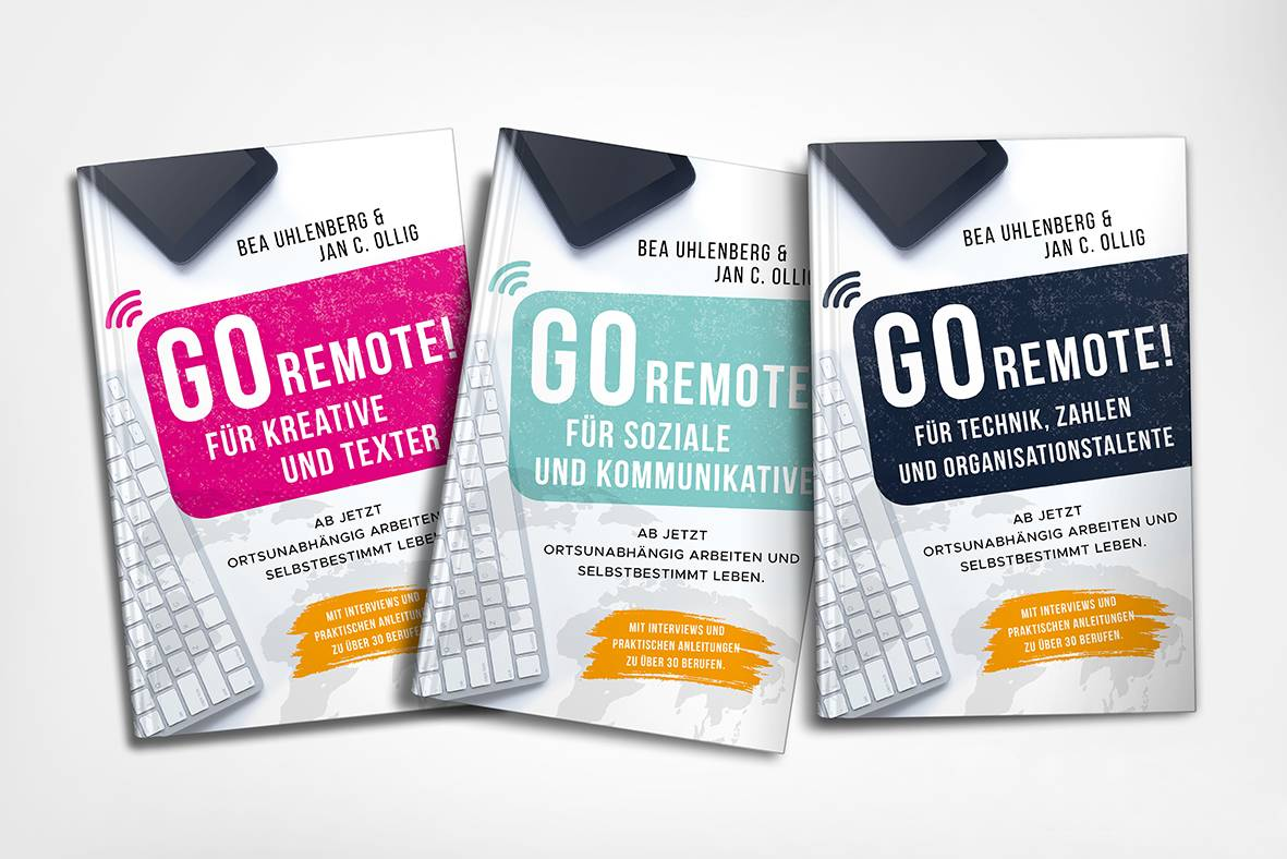 Mehr Infos zu »GO REMOTE!«